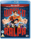 Wreck-It Ralph [Blu-ray 3D + Blu-ray] [2012] DVD