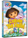Dora Explore the Earth DVD