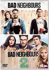 Bad Neighbours / Bad Neighbours 2 (Double Pack)  [2015] DVD