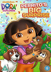 Dora the Explorer - Perrito's Big Surprise DVD