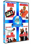 Big Momma's House / Big Momma's House 2 / Dr. Dolittle / Dr. Dolittle 2  [1998] DVD