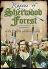 Rogues Of Sherwood Forest [1950] DVD