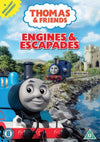 Thomas & Friends - Engines and Escapades DVD