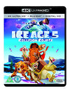 Ice Age: Collision Course (UHD 4K Blu-ray + HD UV Copy) [2016] Blu-ray