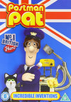 Postman Pat and the Incredible Inventions DVD