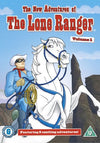 The New Adventures Of The Lone Ranger: Series 1 DVD