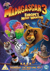 Madagascar 3 - Europe's Most Wanted DVD