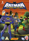 Batman - The Brave And The Bold Vol. 5  [2011] DVD