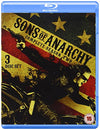 Sons of Anarchy - Season 2 Blu-ray
