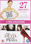 27 Dresses/The Devil Wears Prada DVD