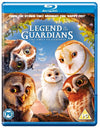 Legend of the Guardians: The Owls of Ga'Hoole  [Region Free] Blu-ray