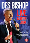 Des Bishop Live - Made in China  [2015] DVD