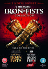 The Man With The Iron Fists 1 & 2  [2015] DVD