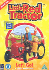Little Red Tractor: Let's Go DVD
