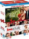 About Time / Love Actually (double Pack)  [region Free] Blu-ray