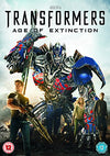 Transformers: Age of Extinction  [2014] DVD