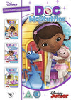 Doc McStuffins Triple Pack  [2012] DVD