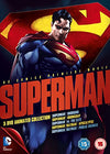 Superman Animated Movie Collection  [2013] DVD