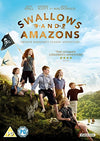 Swallows And Amazons  [2016] [DVD]