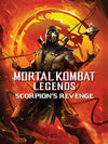 Mortal Kombat Legends: Scorpion'S Revenge [Blu-ray]