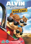 Alvin and the Chipmunks: The Road Chip  [2016] DVD