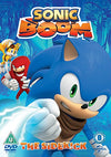 Sonic Boom: The Sidekick  [2015] [DVD]