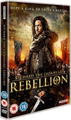 Richard The Lionheart: Rebellion DVD