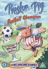 Preston Pig: Football Champion DVD