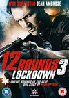 12 Rounds 3: Lockdown DVD