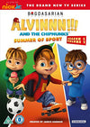Alvin And The Chipmunks: Summer Of Sport - Season 1 Volume 1 DVD