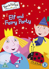 Ben & Holly's Little Kingdom: Elf and Fairy Party DVD