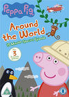 Peppa Pig: Around the World DVD