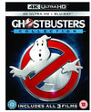 Ghostbusters - 1-3 Collection (6-Disc 4K Ultra HD + Blu-ray) [2016] Blu-ray