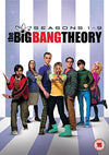 The Big Bang Theory; Season 1-9  [2016] DVD