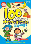 100 Favourite Nursery Rhymes and Songs DVD