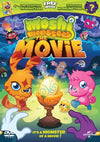 Moshi Monsters - Limited Edition with Trading Card and Moshling Code  [2013] DVD