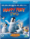 Happy Feet Two  [2012] [Region Free] Blu-ray