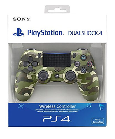Sony PlayStation DualShock 4 : Green Camo [PS4]