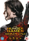 The Hunger Games - Complete Collection  [2015] DVD