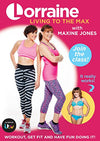 Lorraine Kelly - Living to the Max (with Maxine Jones)  [2015] DVD