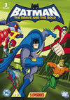 Batman - The Brave And The Bold: Volume 3  [2010] DVD
