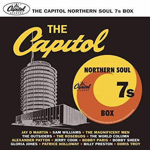Various Artists: The Capitol Northern Soul 7s Box Set
