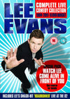 Lee Evans: Complete Live Comedy Collection 1994-2011 Special Augmented Reality Box Set DVD