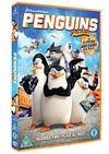 Penguins of Madagascar [Blu-ray 3D + Blu-ray + UV Copy] Blu-ray