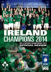 Ireland Champions RBS 6 Nations 2014 DVD