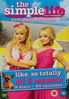 The Simple Life - Complete Seasons 1-5 DVD