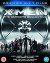 X-Men - The Cerebro Collection  [2014] Blu-ray