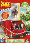 Postman Pat - Special Delivery Service: A Speedy Delivery (With A Jay Bains Figurine DVD