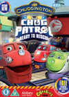 Chug Patrol - Ready To The Rescue DVD