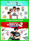Diary Of A Wimpy Kid 1 And 2 DVD